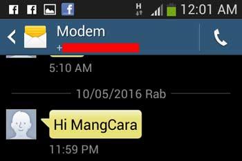Cara Tepat Sadap SMS Lewat Internet Gratis
